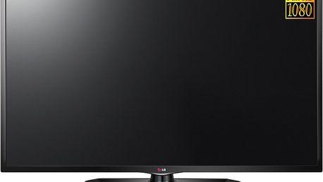 LED televize LG s rozhraním Smart TV a možností nahrávání na USB
