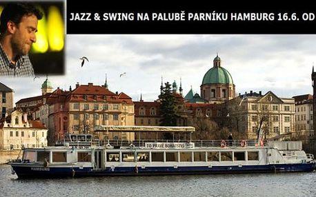 Swing a Jazz na parníku Hamburg 16.6. od 20,00
