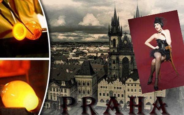 Jedinečné procházky po Praze od 159 Kč i s průvodcem! Tajemná místa nebo hříšná Praha!