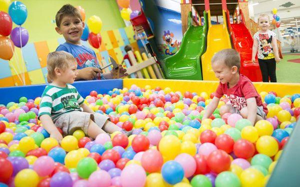 Celodenní vstup do Dětského centra Hafíkov v Praze