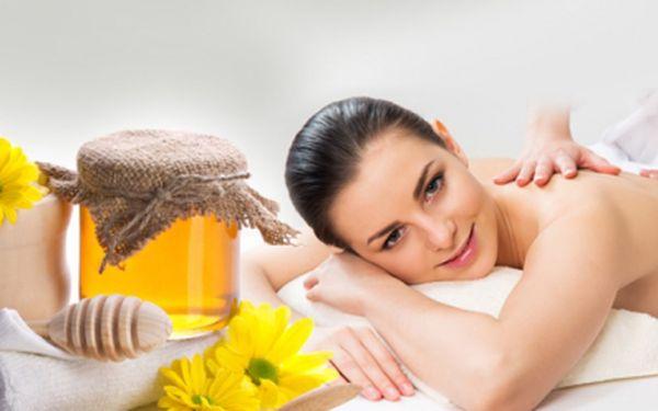 Detoxikační MEDOVÁ MASÁŽ ZAD včetně ZÁBALU! 40minutová očista za pouhých 199 Kč! Dopřejte si blahodárnou masáž, která vyhladí pokožku a přinese duševní pohodu!