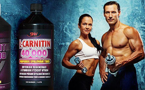 Účinný spalovač tuku L-Carnitine