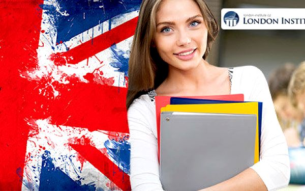 Online výuka angličtiny s London Institute of English