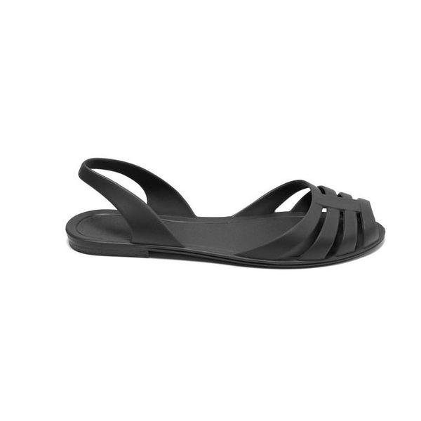 Dámské černé sandály Favolla