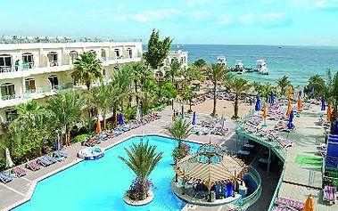 Letecky na hurghadu. 8 dnů s all inclusive v ****hotelu bella vista hotel & resort