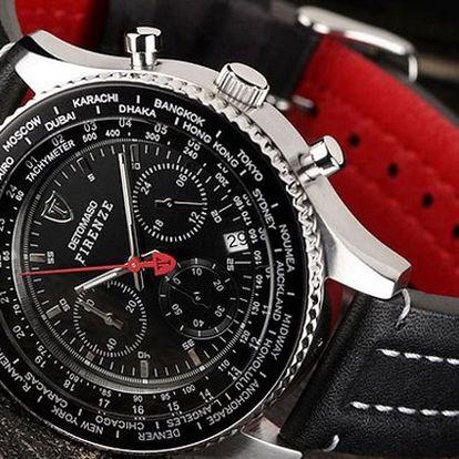 Luxusní hodinky Detomaso Firenze s poštovným zdarma