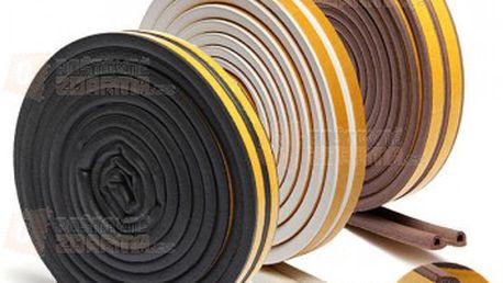 Pěnová těsnící páska - 3 barvy, 5 m a poštovné ZDARMA! - 13909969