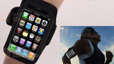 Sportovní pouzdro na ruku pro iPhone 4S a poštovné ZDARMA! - 14002686