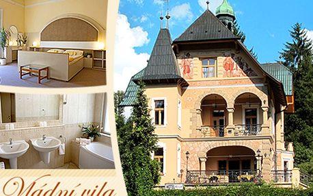 Relax v Luhačovicích pro DVA za 2990 Kč!
