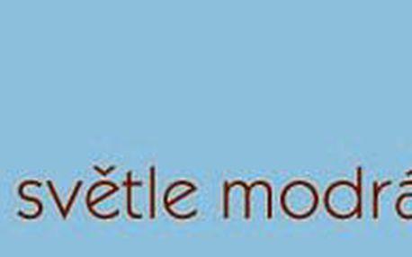 Smolka prostěradlo Bavlna - světle modré 140x240