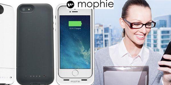 Mophie Pouzdro s baterií pro iPhone 5/5S