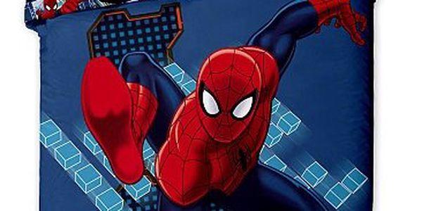 Jerry Fabrics povlečení SPIDERMAN (2) 140x200 70x90