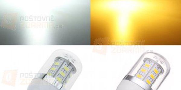 4,5 W LED žárovka s 24 LED diodami - 2 barvy světla a poštovné ZDARMA! - 13909968
