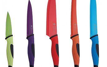 Sada nožů nepřilnavých 5 ks RENBERG RB-2513