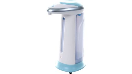 Soap Magic bezdotykový dávkovač mýdla tmavě modrý 400 ml