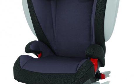Autosedačka KIDFIX SICT nabízí pohodlné a bezpečné cestování pro děti ve od 4 do 12 let.