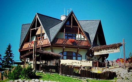 Letní dovolená v Harrachově pro DVA na 3 dny se zapůjčením kol
