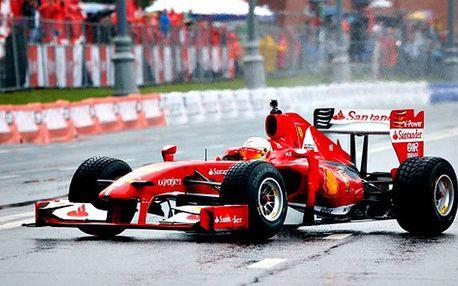 Zájezd na kvalifikaci F1 v Rakousku