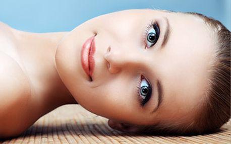 60 minutové kosmetické ošetření kosmetikou Nouri Fusion + 12 minut obličejového kolagenária za skvělých 289 Kč!