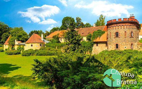 Jižní Čechy – pronájem celého penzionu až pro 15 osob