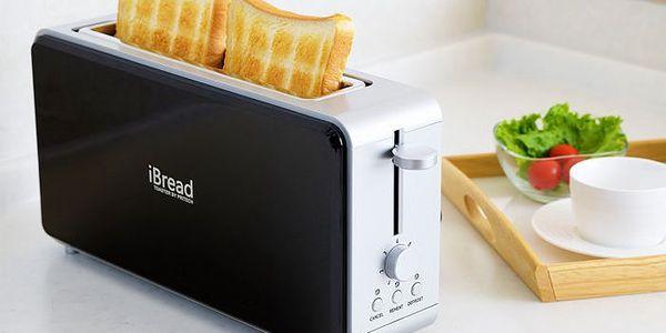 Topinkovač i-Bread ve dvou barevných provedeních