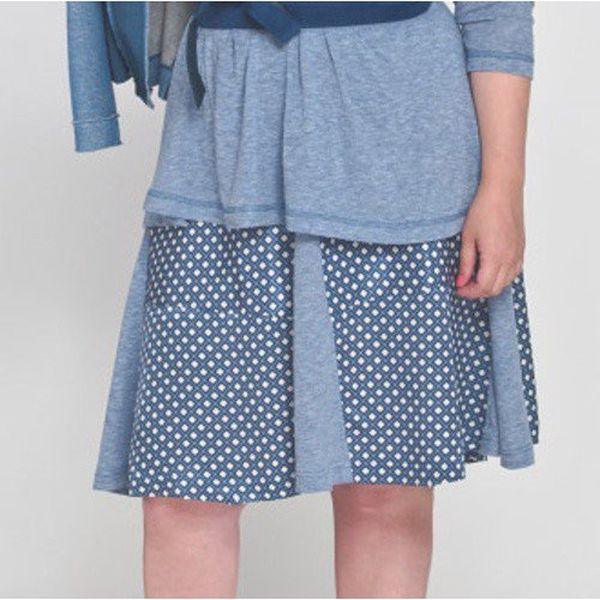 Dámská kostkovaná sukně Coquette