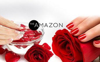 Báječná MOKRÁ MANIKÚRA včetně LAKOVÁNÍ za pouhých 149 Kč v luxusním salonu The Amazon, přímo na Václavském náměstí! Dopřejte Vašim rukám dokonalou péči!