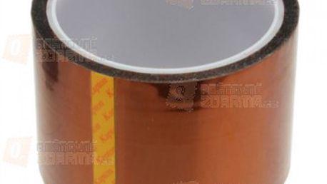 Vysoce tepelně odolná lepící páska a poštovné ZDARMA! - 14808040