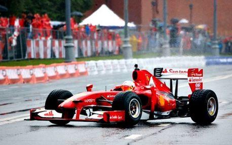 2990 Kč za zájezd na kvalifikaci F1 VC RAKOUSKA na Red Bull Ringu včetně závodů Lotus ladies Cup & Porsche cup v sobotu 21.6.2014
