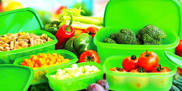 Sada dóz na potraviny: skvělé do lednice i na svačinu do práce!