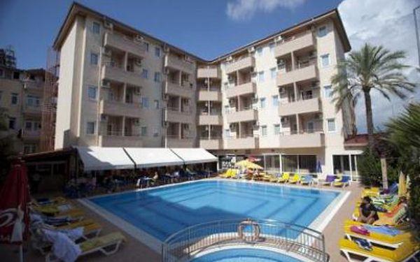 Turecko, oblast Side, all Inclusive, ubytování v 3* hotelu na 8 dní