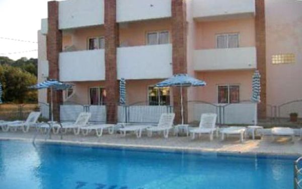 Řecko, oblast Rhodos, bez stravy, ubytování v 3* hotelu na 11 dní