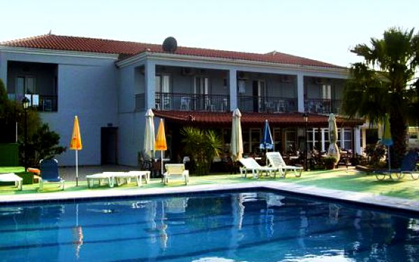 Řecko, oblast Lesbos, bez stravy, ubytování v 3* hotelu na 12 dní