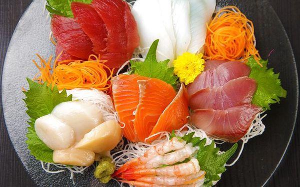 Gurmánský zážitek - variace darů moře v pražské restauraci Capuccini