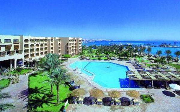 Egypt, oblast Hurghada, all Inclusive, ubytování v 5* hotelu na 8 dní