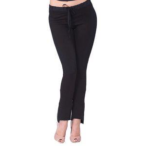 Dámské černé kalhoty Arefeva