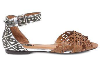 Dámské vzorované sandálky Arezzo