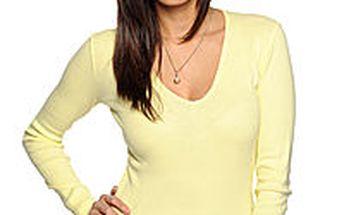Benetton - módní dámský slim fit svetr