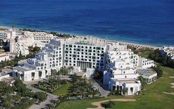 Tunisko, oblast Port El Kantaoui, all Inclusive, ubytování v 4,5* hotelu na 8 dní