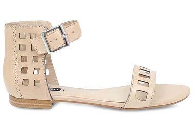 Dámské béžové sandály Arezzo