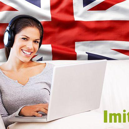 Angličtina bez biflování – roční online kurz
