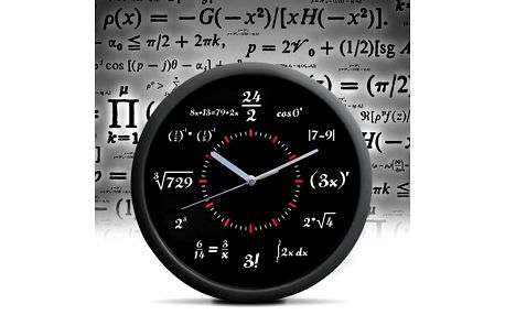Hodiny nejen pro matematiky