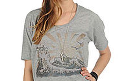 Selected - pohodlné dámské tričko volného střihu