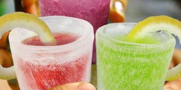 Forma na 4ks ledových panáků - dejte pití šmrnc!