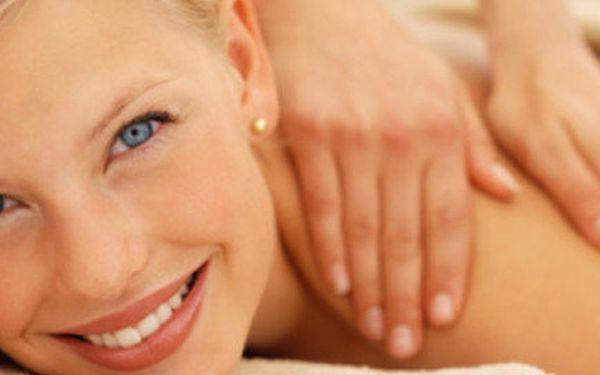 Breussova masáž v délce 60 minut