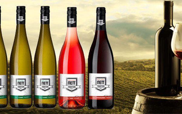 Kolekce německých vín z vinařství Bergdolt-Reif & Nett