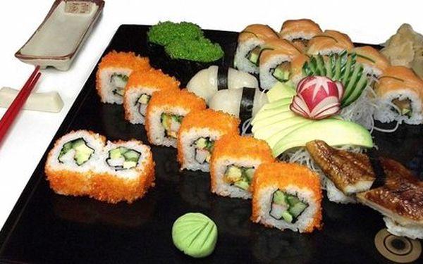 Kurz vaření sushi - tradiční japonská kuchyně
