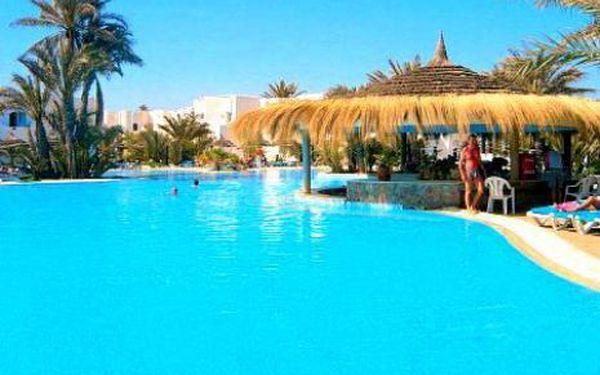 Tunisko, oblast Djerba, all Inclusive, ubytování v 4* hotelu na 8 dní