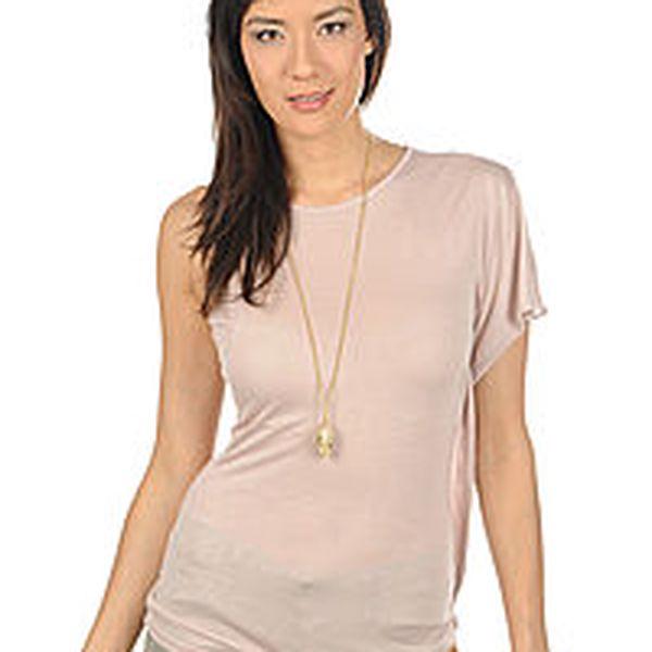 Khujo - asymetrický módní dámský top