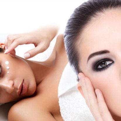 Kompletní KOSMETICKÉ OŠETŘENÍ PLETI včetně MASÁŽE, barvení obočí a řas a finálního NALÍČENÍ dle Vašeho přání za 299 Kč! Díky ošetření kosmetikou Nouri Fusion bude Vaše pleť čistá, zářící a bez viditelných pórů! Báječná sleva 63%!